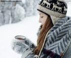 Boisson chaude pour le froid
