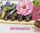 Journée internationale de l'homéopathie