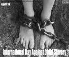 Journée internationale contre l'esclavage des enfants
