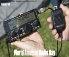Journée mondiale de la radio amateur