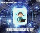 Journée internationale des filles dans les TIC