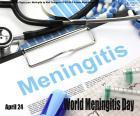 Journée mondiale de la méningite