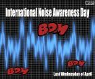Journée internationale de sensibilisation au bruit