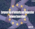 Journée européenne de solidarité et de coopération entre les générations