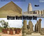 Journée mondiale du patrimoine africain