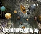 Journée mondiale de l'astronomie