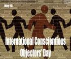 Journée internationale de l'objection de conscience