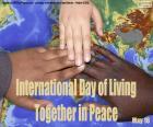 Journée internationale de la coexistence en paix