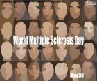Journée mondiale de la sclérose en plaques