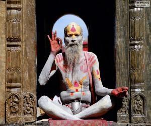 Puzzle Religion en l'Inde