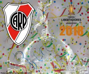 Puzzle River, champion Libertadores 2018