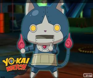 Puzzle Robonyan, Yo-Kai Watch