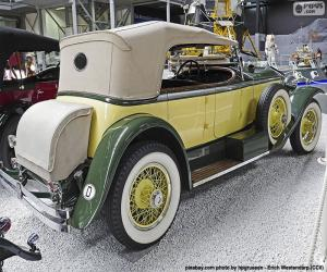 Puzzle Rolls-Royce, 1929