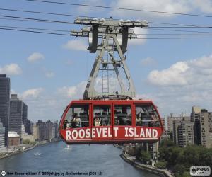 Puzzle Roosevelt Island Tramway