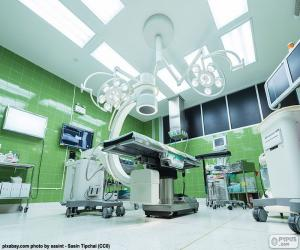 Puzzle Salle d'opération