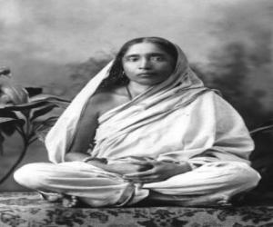 Puzzle Sarada Devi, sa femme et partenaire spirituel de Ramakrishna Paramahamsa