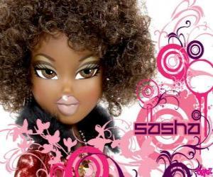 Puzzle Sasha vous aimez la musique et assister à tous les clubs, les festivals, des bandes et films de danse. Êtes-African American