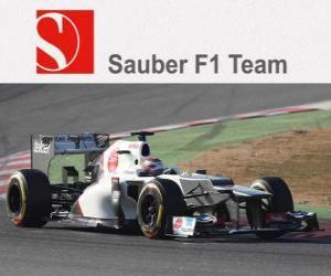 Puzzle Sauber C31 - 2012 -
