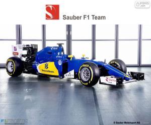 Puzzle Sauber F1 Team 2016