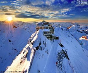 Puzzle Schilthorn, Suisse