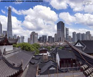Puzzle Shanghai, Chine