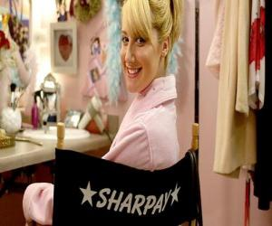 Puzzle Sharpay Evans (Ashley Tisdale)