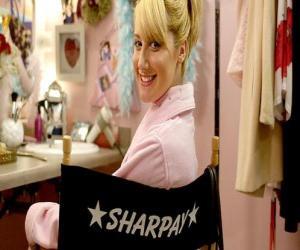 Puzzle Sharpay Evans (Ashley Tisdale)