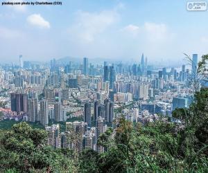 Puzzle Shenzhen, Chine