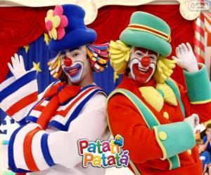 Puzzle Show Patatí Patatá
