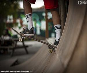 Puzzle Skateboarding