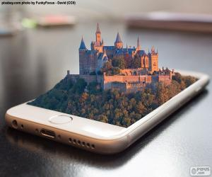 Puzzle Smartphone 3D