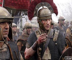 Puzzle Soldats romains