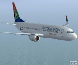 Puzzle South African Airways
