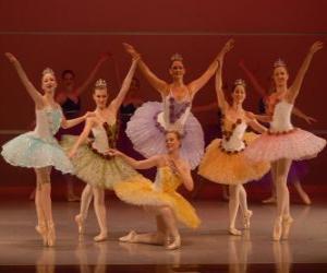 Puzzle Spectacle de ballet
