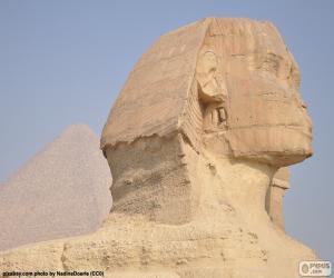Puzzle Sphinx de Gizeh