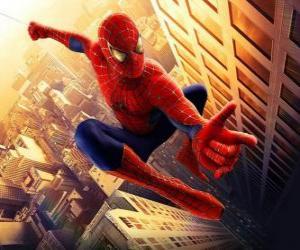 Jeux de puzzle de spiderman ou spider man casse t tes 2 - Les jeux de spiderman 4 ...