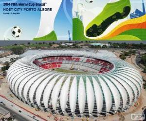 Puzzle Stade Beira-Rio (60 000), Porto Alegre