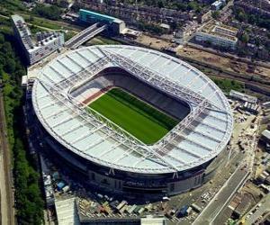 Puzzle Stade de Arsenal F.C. - Emirates Stadium -