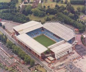 Puzzle Stade de Aston Villa F.C. - Villa Park -