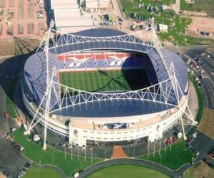 Puzzle Stade de Bolton Wanderers F.C. - Reebok Stadium -