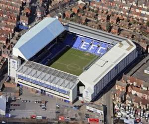Puzzle Stade de Everton F.C. - Goodison Park -