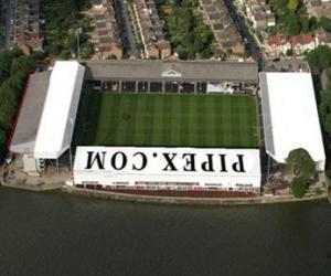 Puzzle Stade de Fulham F.C. - Craven Cottage -