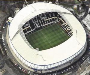 Puzzle Stade de Hull City A.F.C. - KC Stadium -