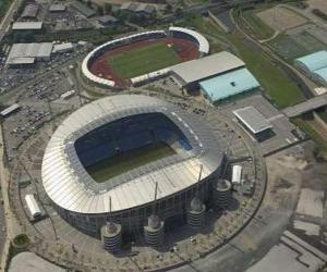 Puzzle Stade de Manchester City F.C. - City of Manchester Stadium -