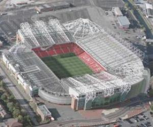 Puzzle Stade de Manchester United F.C. - Old Trafford -
