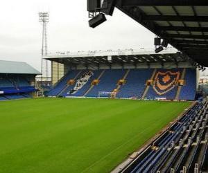 Puzzle Stade de Portsmouth F.C. - Fratton Park -