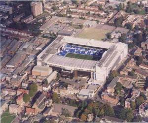 Puzzle Stade de Tottenham Hotspur F.C. - White Hart Lane -