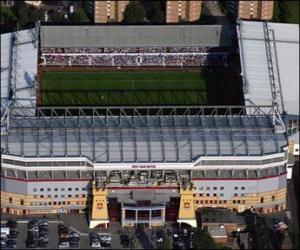 Puzzle Stade de West Ham United F.C. - Boleyn Ground -
