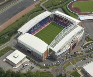 Puzzle Stade de Wigan Athletic F.C. - The DW Stadium -