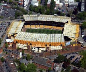 Puzzle Stade de Wolverhampton Wanderers F.C. - Molineux Stadium -